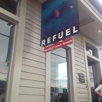 Photo taken at Refuel by Elizabeth P. on 4/28/2013