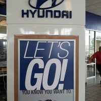 Photo taken at HUB Hyundai by Usman A. on 3/30/2013