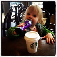 Photo taken at Starbucks Coffee by Heather on 3/13/2013