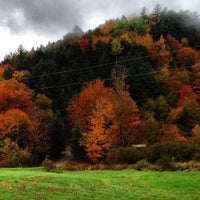 Photo taken at Smugglers' Notch Distillery by Heather on 10/6/2012