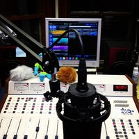 Photo taken at the wave radio by Heather on 11/28/2012