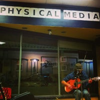 Photo taken at Rhythm Records Music Cafe by Jim E. on 1/18/2013