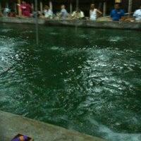 Photo taken at kolam memancing by Farouq on 12/8/2012