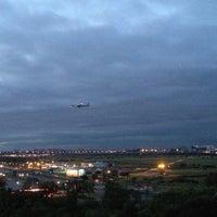 Снимок сделан в Пулковские высоты пользователем Alexey Z 7/21/2013