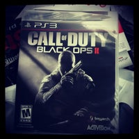 Photo taken at GameStop by Ashley P. on 11/13/2012