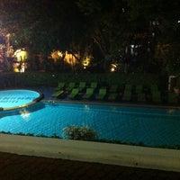 Photo taken at Golden Beach Hotel by Vyacheslav on 11/28/2012