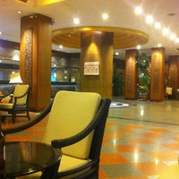 Photo taken at Golden Beach Hotel by Vyacheslav on 12/7/2012