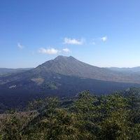 Photo taken at Batur View Spot by Александр Ч. on 10/24/2013
