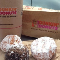 Photo taken at Dunkin Donuts by Kriselle L. on 8/3/2014