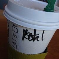 Photo taken at Starbucks by Kriselle L. on 5/21/2014