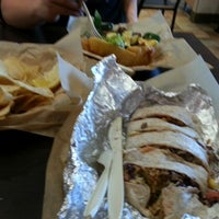 Photo taken at QDOBA Mexican Eats by Gian P. on 5/18/2013
