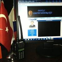 Photo taken at Denizli İl Emniyet Müdürlüğü by Kadir D. on 12/25/2012