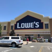 Photo taken at Lowe's Home Improvement by Lawrence R. on 7/4/2017
