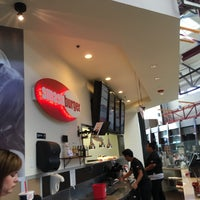 Photo taken at Smashburger by Lawrence R. on 8/5/2016
