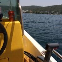 Photo taken at Denizin Ortası by Metin Y. on 6/19/2016