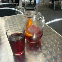 Photo taken at Baccardi Café by Yury P. on 9/18/2013