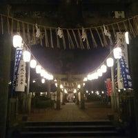 Photo taken at 国分町鎮座 日吉神社 by Tatawan A. on 12/31/2015