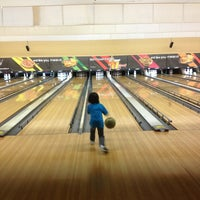 Photo taken at AMF Imperial Lanes by Curtis N. on 1/13/2013