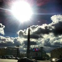 Снимок сделан в Площадь Восстания пользователем Kopeyschik 7/17/2013