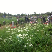 Photo taken at Кладбище Нижняя Колония by Kopeyschik on 6/7/2014