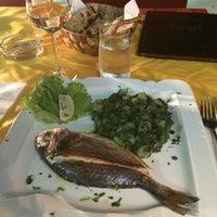 Photo taken at Pizzeria Da Toni by Gregor P. on 9/18/2014