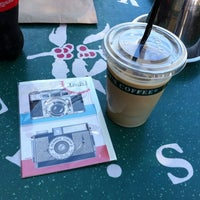 Photo taken at Robert's Coffee by Heta L. on 7/17/2014