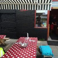 Photo taken at Restaurant Galdur -Hólmavík by DayWalker on 7/28/2014