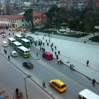 Photo taken at Cumhuriyet Parkı by Emre on 2/26/2013