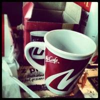 Снимок сделан в McDonald's пользователем Paweł G. 4/3/2013