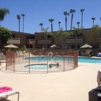 Photo taken at Winner's Circle Resort by James on 6/14/2014
