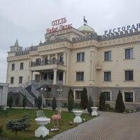 Photo taken at Nabat hotel by Inga P. on 11/6/2017
