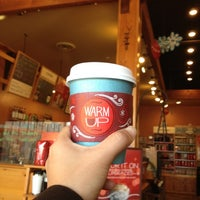 Photo taken at Caribou Coffee by Jacqueline T. on 11/18/2012
