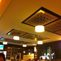 4/6/2013 tarihinde Yasemin G.ziyaretçi tarafından Saki Restaurant'de çekilen fotoğraf