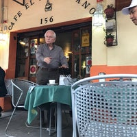 Photo taken at Café El Asturiano by Alfredo M. on 4/10/2017