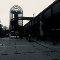 Photo taken at Hlavní nádraží (tram) by Özlem K. on 11/13/2017