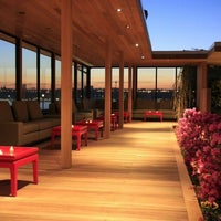 Photo taken at Hudson Terrace by Hudson Terrace on 3/19/2015