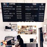Снимок сделан в First Point Espresso Bar пользователем Vikachy ⚡. 12/8/2015