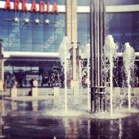 Снимок сделан в CH Arkadia пользователем Kasia S. 10/21/2012