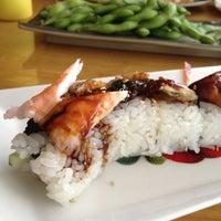 Photo taken at Juno's Sushi Steak & Seafood by Kyra on 4/28/2013