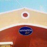 Photo taken at Summer Time Village Corfu by koshshka on 6/5/2014