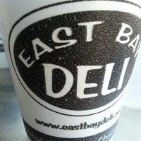 Photo taken at East Bay Deli by Jon on 5/6/2013