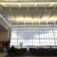 Photo taken at Terminal E by Fernando A. on 12/3/2012