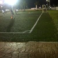 Photo taken at Unidad Deportiva Bicentenario (CREA) by luis cesar c. on 12/15/2012