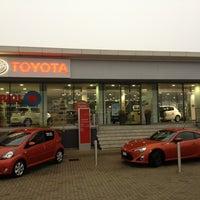Photo taken at Essegi Auto Toyota by Fede on 11/10/2012