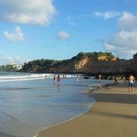 Photo taken at Praia de Cotovelo by Alaor J. on 1/8/2013