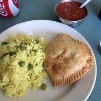 Photo taken at Sarah's Empanadas by Joe C. on 9/24/2013