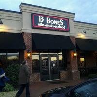 Photo taken at 13 Bones - Ribs - Seafood - Steak by Shane U. on 12/5/2012