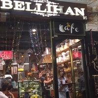 Photo taken at Bellihan Cafe by Tülay on 7/17/2017