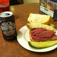 Photo taken at Shapiro's Deli by Cheryl D. on 3/9/2013