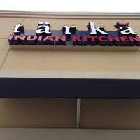 Photo taken at Tarka Indian Kitchen by Dan K. on 2/21/2013